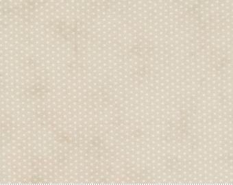 Cranberries & Cream Sugar Cream 44268 14 by 3 Sisters for Moda Fabrics