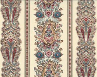 Ladies' Legacy Engravers Ivory 8350 15 by Barbara Brackman for Moda Fabrics