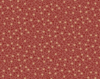 Farmer's Daughter R1720-DKPINK by Pam Buda for Marcus Fabrics