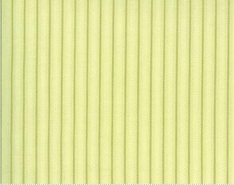 Dover Ticking Stripe Willow 18705 17 by Brenda Riddle for Moda Fabrics