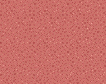 Farmer's Daughter R1721-PINK by Pam Buda for Marcus Fabrics