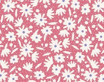 Bon Voyage Paperflower Red TIL100260-V11...a Tilda Collection designed by Tone Finnanger