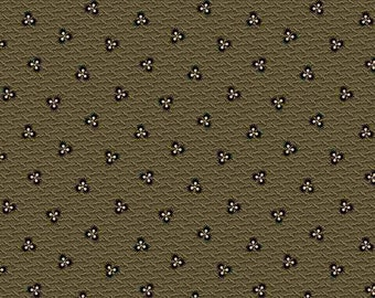 Prairie Dry Goods R1759-MED-GREEN by Pam Buda for Marcus Fabrics