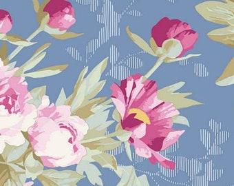 Woodland- Hazel Blue TIL100282-V11...a Tilda Collection designed by Tone Finnanger