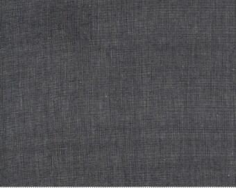 Low Volume Weave Charcoal 18201 26 by Jen Kingwell for Moda Fabrics