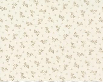 Cranberries & Cream Cream 44266 13 by 3 Sisters for Moda Fabrics