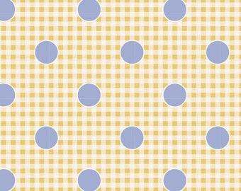 Happy Campers...100226 Gingdot Eggnog...a Tilda Collection designed by Tone Finnanger