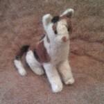 Cat Felt Kit (CUSTOM) - You Choose The Color & Breed - Includes Alpaca Fiber, Felting Needles, Photo Instructions