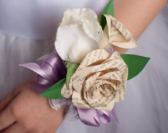 Paper Flowers for Weddings and All Occasions by DiddleBug on