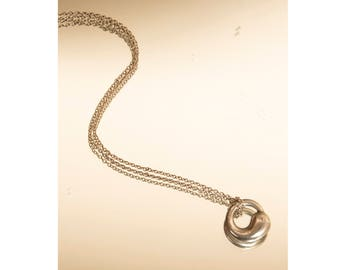 Sold Out / Elsa Peretti for Tiffany & Co. Eternal Circle Necklace