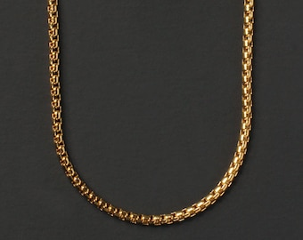 Minimalist jewelry for men - Men's Necklace - Gold chain necklace for men - Mens Jewelry - Gold chain - Gold necklace - Gold jewelry for men