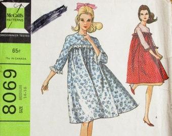 Nightgown pattern  e402c25c2