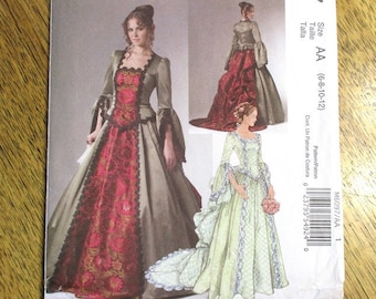 Items similar to FOR ORDERS ONLY - Special Made to Fit You - 1800s Victorian Dress 1887 Bustle Gown - Gothic Skirt Bodice