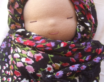 Custom Made, life size, weighted cloth baby doll