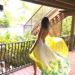 The Maikai Dress in Cabana, Backless dress, Maxi dress, Beach wear, Tropical dress, Resort wear dress, honeymoon dress, Tropical cover up
