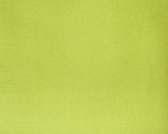 On SALE 75% OFF Avocado - Green Fabric - Solid Cotton - Fabric - Cotton Fabric - Quilting Fabric -  Solid Fabric - Green - By the Yard