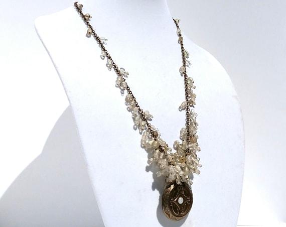 Victorian Style Locket Necklace