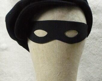 Mask for sidekick or villian