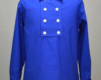 Monkee Cotton Shirt, Replica, Davey Jones, Bib front Monkee shirt,
