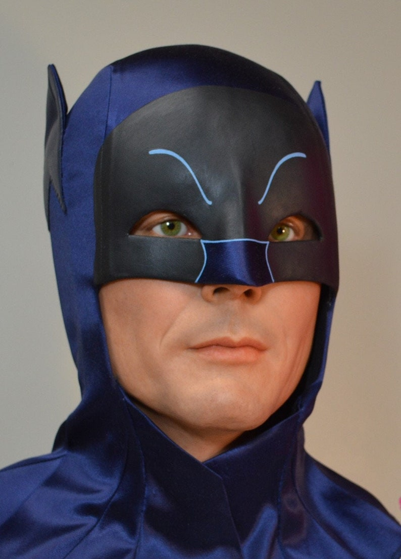 The Ultimate 1966 Bat Cowl image 0