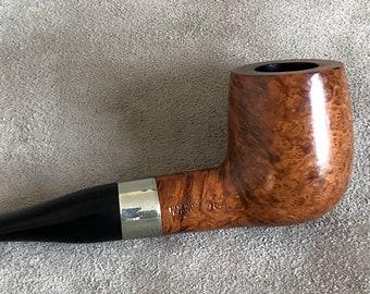 Estate Pipe - Peterson St. Patrick's Day Pipe 107 - Smooth Billiard