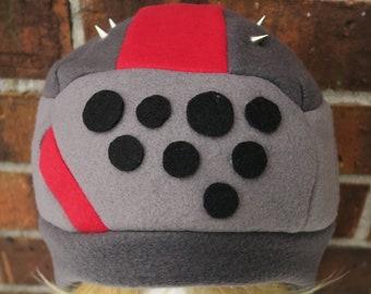 1805603d9e4ce Rust Lord Fortnite Hat - Fleece Hat Adult
