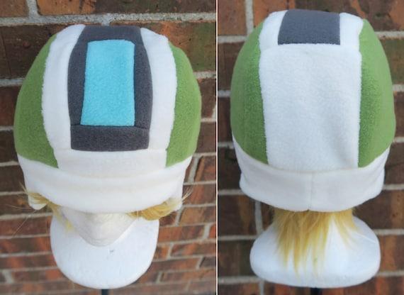 ca23abc6cf1 Overwatch Bastion Hat Fleece Hat Adult Teen Kid A