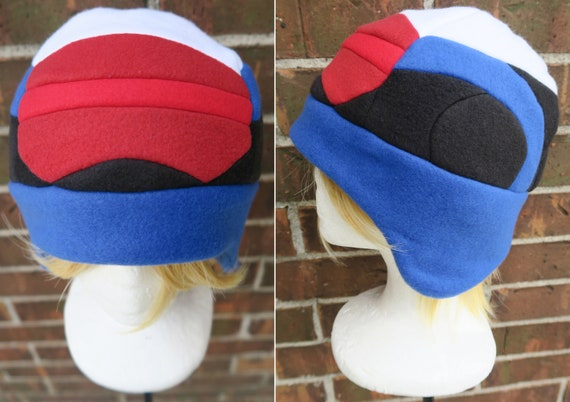 a7803e660f6 Overwatch Soldier  76 Hat Fleece Hat Adult Teen Kid