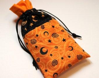 Halloween Tarot Bag - Medium