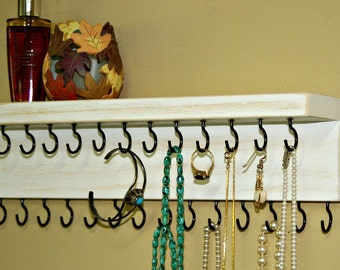 Jewelry Holder Wall Hanging Jewelry Organizer