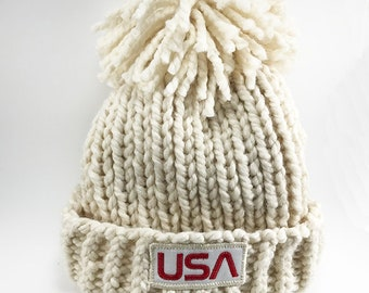 5b3cba0ac71 Chloe Kim Inspired Snowboarder hat