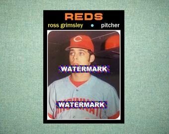 Ross Grimsley Etsy