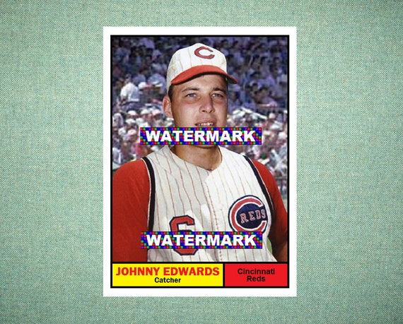 Dick Gernert Cincinnati Reds Custom Baseball Card 1961 Style Card That Could Have Been by MaxCards Mint Condition 2018
