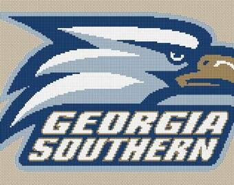 Georgia Southern University Mascot