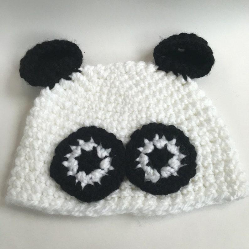 Panda-monium Hat image 0
