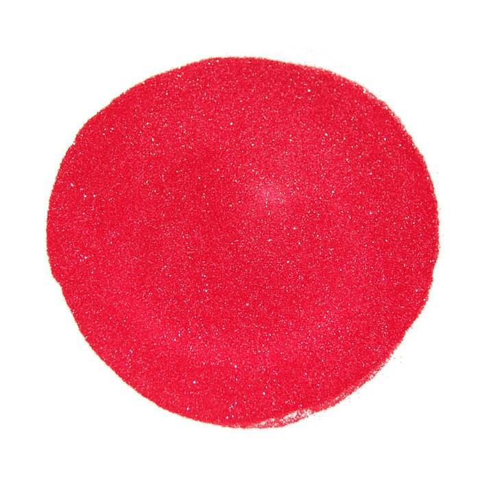 Coral Glitter SOLVENT RESISTANT Glitter 0.008 Hex Glitter