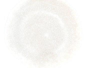 White Glitter, SOLVENT RESISTANT Glitter, 0.015 Hex, Glitter Nail Art, Glitter Nail Polish, Glitter Crafts, White Nail Art, Nail Glitter