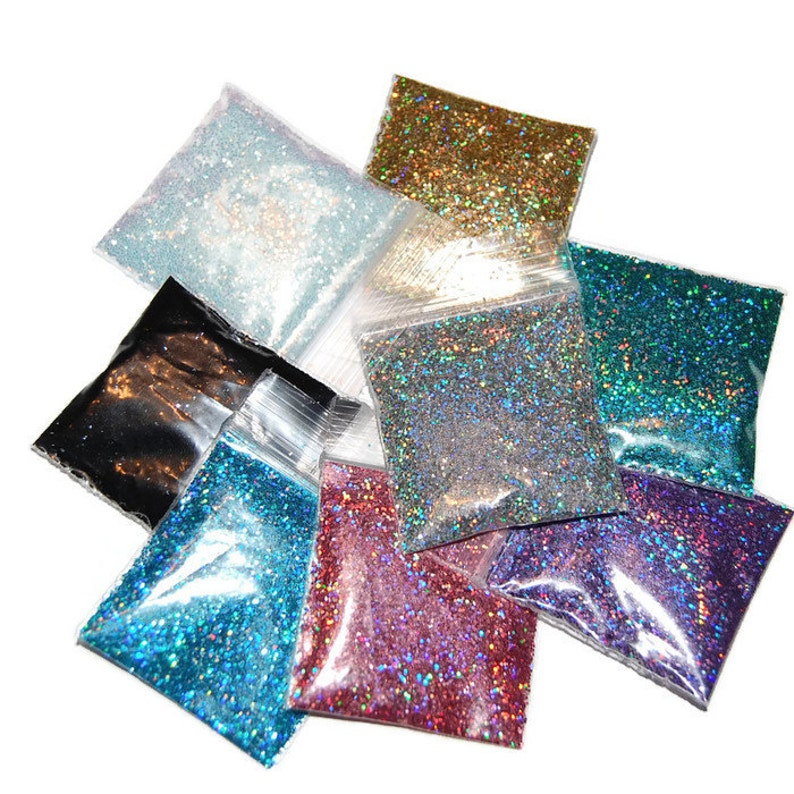 Holographic Glitter Set COSMETIC GLITTER Glitter for image 0