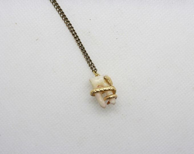 Snakebite Necklace