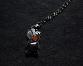 REDUCED Love spell pendant necklace