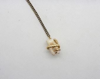 Snakebite Necklace