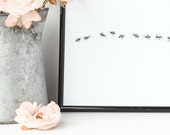 Marching Ants Print | 8&q...