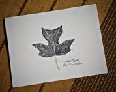 5-Notecard Set: Tulip Pop...