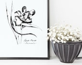 House Mouse Print | 8&quo...