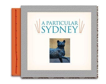 Handmade book of Sydney photographs: A Particular Sydney