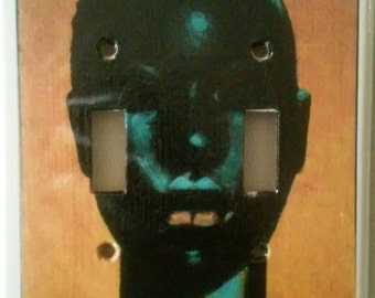 The Face Switchplate