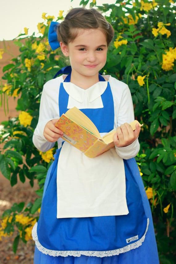 Belle  dress Belle Baby dress provincial belle dress dress style princess. baby peasant dress,inspired in belle provincial dress