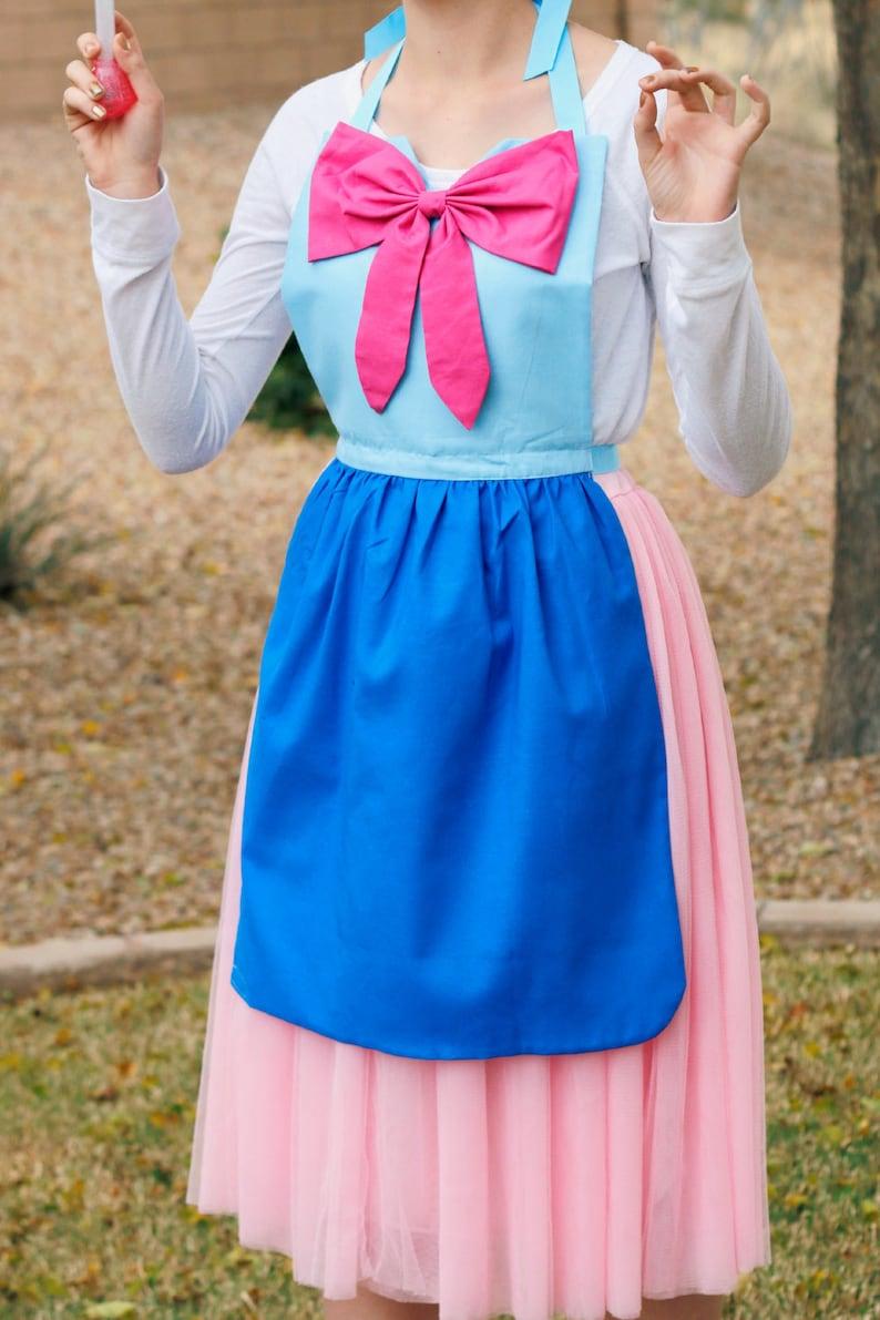 ea54e1cf144f FAIRY GODMOTHER CINDERELLA Disney princess inspired Costume