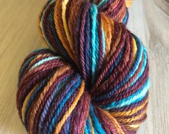 Handspun Yarn: Starling