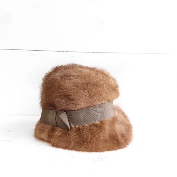 1960s Women's Fur Hat Gerber Memphis - image 2